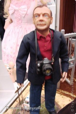 Фоторепортаж: VIII Международный Салон Кукол...Часть 2.. Фото 44