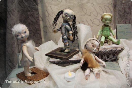 Фоторепортаж: Салон Кукол состоится в Москве на Тишинке с 4 по 7 октября 2012г. Часть 4.    . Фото 28