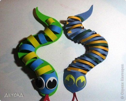 Сделать змею своими руками с детьми