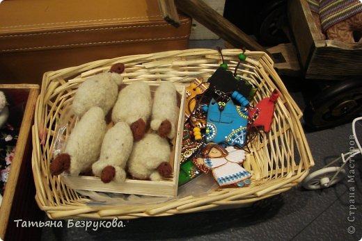 Фоторепортаж: Салон Кукол состоится в Москве на Тишинке с 4 по 7 октября 2012г. Часть 5.. Фото 16