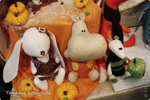 Фоторепортаж: Салон Кукол состоится в Москве на Тишинке с 4 по 7 октября 2012г. Часть 5.. Фото 6