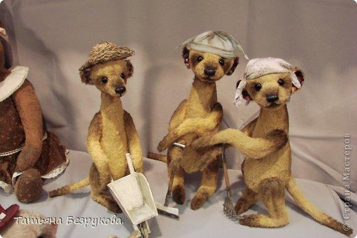 Фоторепортаж: Салон Кукол состоится в Москве на Тишинке с 4 по 7 октября 2012г. Часть 5.. Фото 1