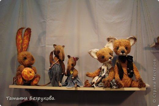 Фоторепортаж: Салон Кукол состоится в Москве на Тишинке с 4 по 7 октября 2012г. Часть 5.. Фото 2