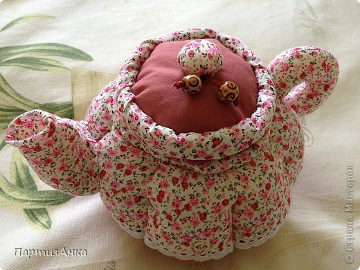 МК Чайник для чайной феи