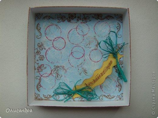 """Здравствуйте, мои дорогие! Сегодня хочу показать Вам коробочку для денежного подарка.   Первый раз делала на свадьбу     <a href=""""http://stranamasterov.ru/node/286226?t=1398"""" title=""""http://stranamasterov.ru/node/286226?t=1398"""">http://stranamasterov.ru/node/286226?t=1398</a>, а сейчас на день рождения.  Автор очень хорошего МК - Ми-На ...   <a href=""""http://mu-ha.blogspot.com/2009/09/blog-post_11.html"""" title=""""http://mu-ha.blogspot.com/2009/09/blog-post_11.html"""">http://mu-ha.blogspot.com/2009/09/blog-post_11.html</a>. Фото 14"""