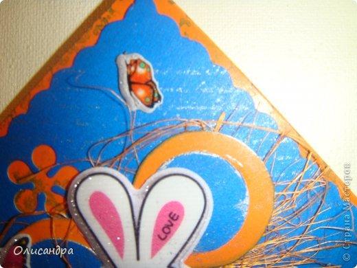 """МК по закладкам  <a href=""""http://scraphouse.ru/masterclass/flowers-and-decorations/beautiful-bookmarks-for-book.html"""" title=""""http://scraphouse.ru/masterclass/flowers-and-decorations/beautiful-bookmarks-for-book.html"""">http://scraphouse.ru/masterclass/flowers-and-decorations/beautiful-bookm...</a> А здесь закладки, сделанные ранее ... <a href=""""http://stranamasterov.ru/blog/34319/1484"""" title=""""http://stranamasterov.ru/blog/34319/1484"""">http://stranamasterov.ru/blog/34319/1484</a> ********************************************************************************************* Добрый день! Я ,в очередной раз, с закладками. В этот раз получилась """"Детская серия"""". Несмотря на то, что постепенно """"обрастаю"""" необходимыми материалами для скрапа, продолжаю использовать в своих работах и бросовый материал.  Не потому , что жаль расставаться с красивыми бумажками, просто хочется попробовать свои силы и сделать что-то симпатичное из того, что можно найти  в каждом доме. Использовала картон для детского творчества. Все фоны делала самостоятельно с помощью штампов и чернил. Пользовалась дыроколами и искала применение для стикеров. И вот , что получилось в итоге... . Фото 8"""