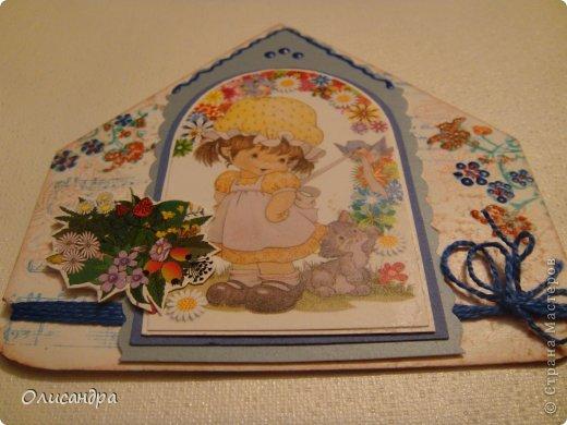 """МК по закладкам  <a href=""""http://scraphouse.ru/masterclass/flowers-and-decorations/beautiful-bookmarks-for-book.html"""" title=""""http://scraphouse.ru/masterclass/flowers-and-decorations/beautiful-bookmarks-for-book.html"""">http://scraphouse.ru/masterclass/flowers-and-decorations/beautiful-bookm...</a> А здесь закладки, сделанные ранее ... <a href=""""http://stranamasterov.ru/blog/34319/1484"""" title=""""http://stranamasterov.ru/blog/34319/1484"""">http://stranamasterov.ru/blog/34319/1484</a> ********************************************************************************************* Добрый день! Я ,в очередной раз, с закладками. В этот раз получилась """"Детская серия"""". Несмотря на то, что постепенно """"обрастаю"""" необходимыми материалами для скрапа, продолжаю использовать в своих работах и бросовый материал.  Не потому , что жаль расставаться с красивыми бумажками, просто хочется попробовать свои силы и сделать что-то симпатичное из того, что можно найти  в каждом доме. Использовала картон для детского творчества. Все фоны делала самостоятельно с помощью штампов и чернил. Пользовалась дыроколами и искала применение для стикеров. И вот , что получилось в итоге... . Фото 5"""