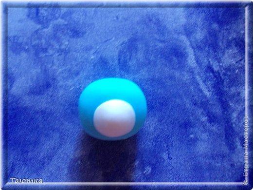 Мастер-класс Лепка: МК Мишка из мастики День рождения. Фото 4