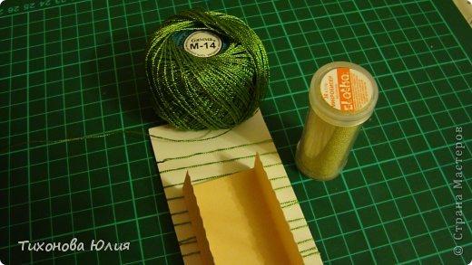 Мастер-класс: Как я делаю тычинки для цветов Нитки. Фото 2