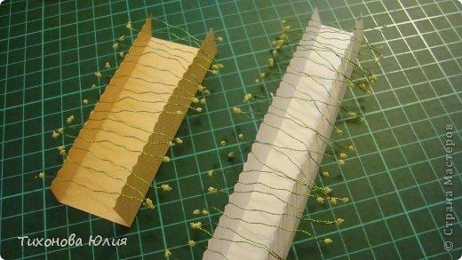 Мастер-класс: Как я делаю тычинки для цветов Нитки. Фото 7