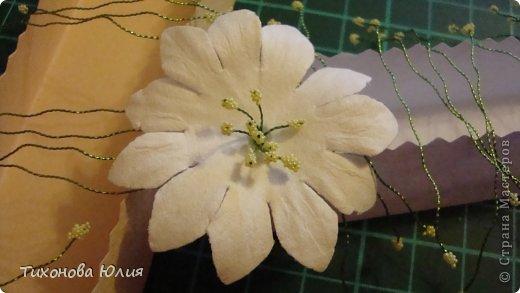 Мастер-класс: Как я делаю тычинки для цветов Нитки. Фото 11