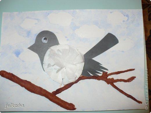 Сделать птицу из бумаги своими руками в детском саду Планета Детства