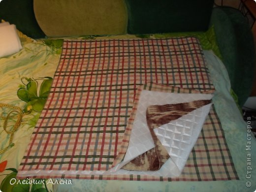 Как сшить покрывало с синтепоном на кровать своими руками