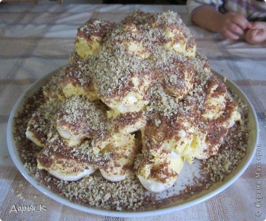 Кулинария, Мастер-класс Рецепт кулинарный: МК торт