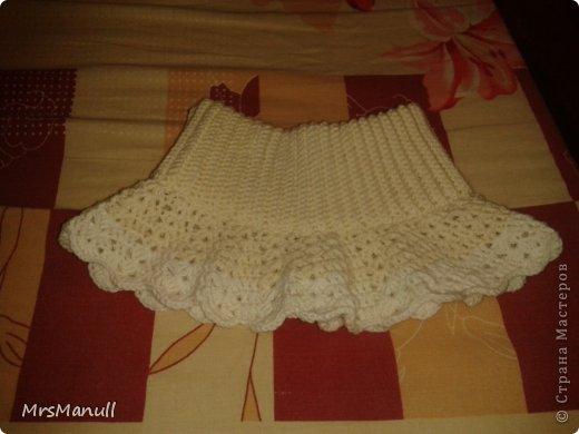 Вязание юбки плиссе спицами схема и выкройка 90