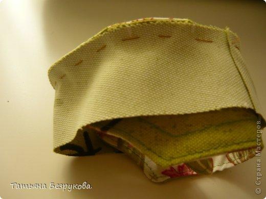 Мастер-класс Шитьё: МК. Ботинки для куклы.  Ткань. Фото 17