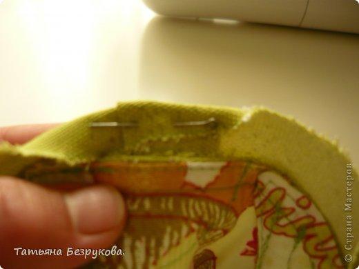 Мастер-класс Шитьё: МК. Ботинки для куклы.  Ткань. Фото 20