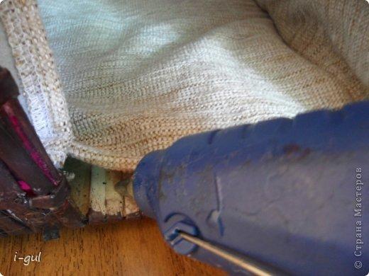 Мастер-класс Плетение: Домик для кошки Бумага газетная, Коробки, Ткань. Фото 10