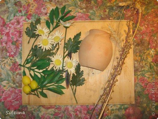 Мастер-класс Ассамбляж: Мастер класс Панно своими руками Бумага, Материал бросовый. Фото 2