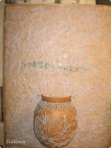Мастер-класс Ассамбляж: Мастер класс Панно своими руками Бумага, Материал бросовый. Фото 4