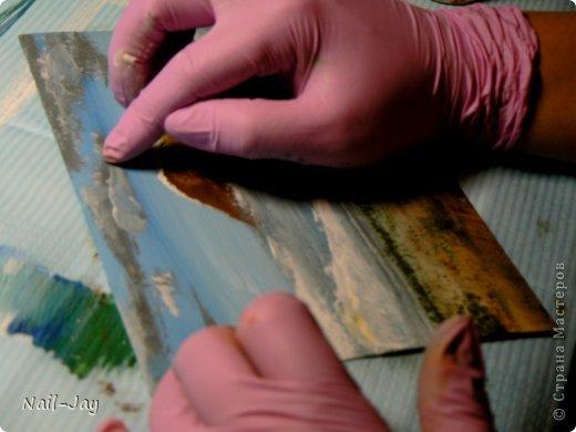 Картина, панно, рисунок, Мастер-класс Рисование и живопись: Ещё картинки в правополушарной технике + МК для  Гуашь. Фото 11