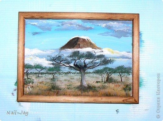 Картина, панно, рисунок, Мастер-класс Рисование и живопись: Ещё картинки в правополушарной технике + МК для  Гуашь. Фото 15