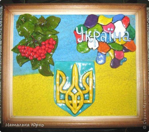 мою символику Украины!)))