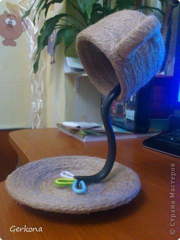 Декор предметов Моделирование: Моя чашка перевертыш))) Как я ее делала Кофе, Шпагат. Фото 7