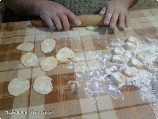 Кулинария, Мастер-класс Рецепт кулинарный: Лепим пельмени + несколько советов-секретов. Продукты пищевые. Фото 17