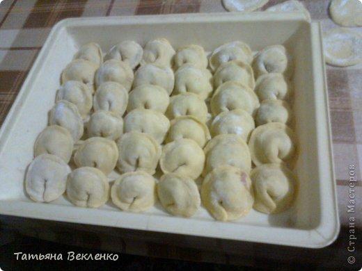 Кулинария, Мастер-класс Рецепт кулинарный: Лепим пельмени + несколько советов-секретов. Продукты пищевые. Фото 22