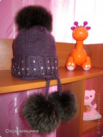вязанные шарфы спицами