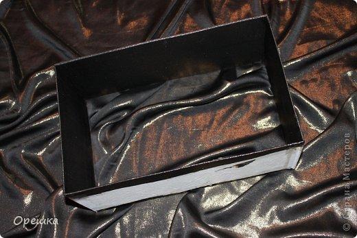 Поделка, изделие Аппликация из скрученных жгутиков: Пейп- арт сундук. Попытка первого МК. ))) Салфетки Отдых. Фото 7
