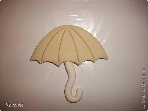 Мастер-класс, Поделка, изделие Лепка: Сувенирчики к новому году,змейки на зонтах. Тесто соленое Новый год. Фото 28