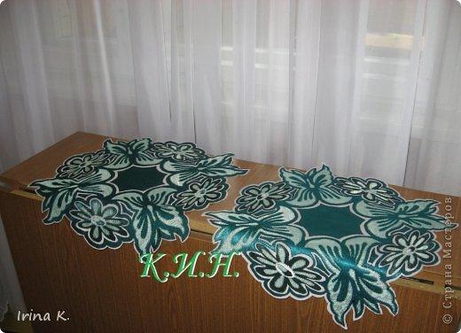 Интерьер Гильоширование: Декоративные салфетки Ткань. Фото 11