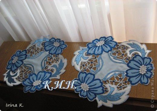 Интерьер Гильоширование: Декоративные салфетки Ткань. Фото 12