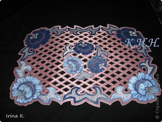 Интерьер Гильоширование: Декоративные салфетки Ткань. Фото 19