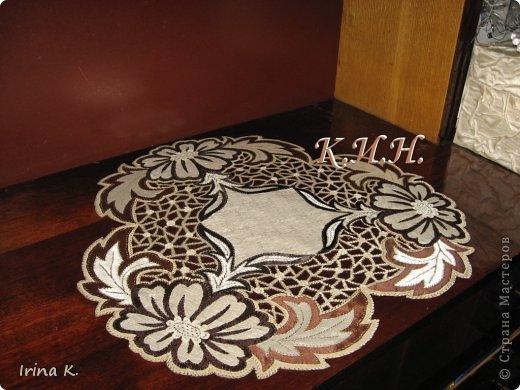 Интерьер Гильоширование: Декоративные салфетки Ткань. Фото 20