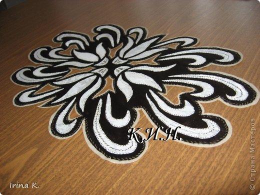 Интерьер Гильоширование: Декоративные салфетки Ткань. Фото 9