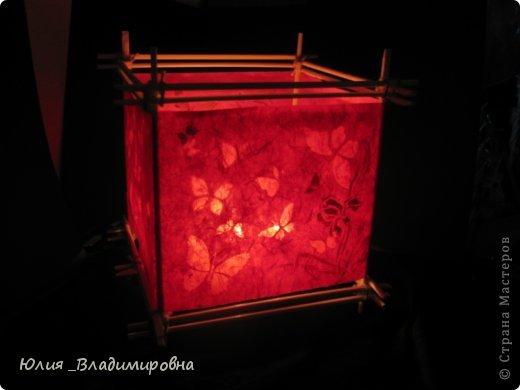 японо-китайский фонарик...