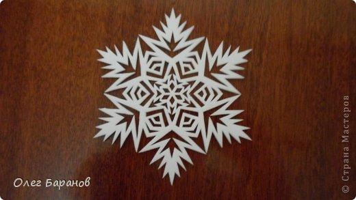 Как сделать снежинки из потолочной плитки