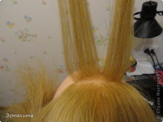 Мастер-класс, Прическа Плетение: МК узлового плетения. Фото 3