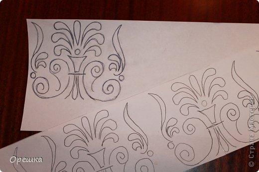 Схемы узоров пейп арт