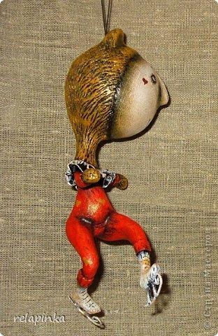Куклы Папье-маше: Неведома зверушка (м-к) Бумага Новый год. Фото 39