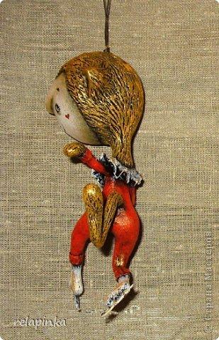 Куклы Папье-маше: Неведома зверушка (м-к) Бумага Новый год. Фото 41