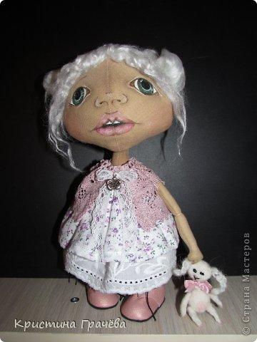 Куклы Шитьё Трейси Ткань фото 1