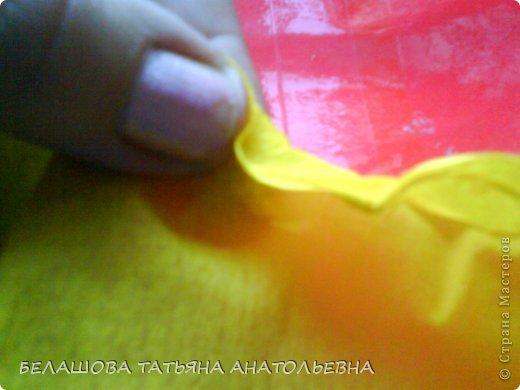 Мастер-класс Бумагопластика: Мастер класс:Как сделать оригинальный подарок. Бумага гофрированная, Бусинки 8 марта. Фото 4