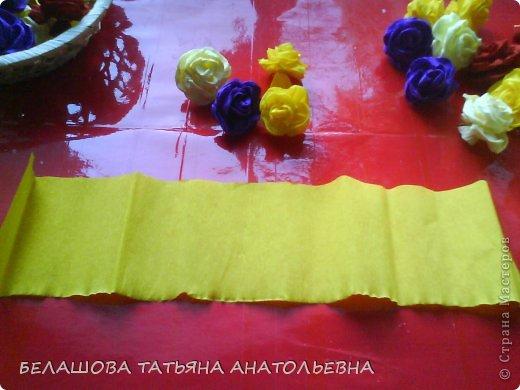 Мастер-класс Бумагопластика: Мастер класс:Как сделать оригинальный подарок. Бумага гофрированная, Бусинки 8 марта. Фото 2
