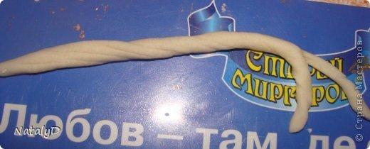 Мастер-класс Лепка: Светильнички-сувенирчики. Домик для гномика Тесто соленое. Фото 31