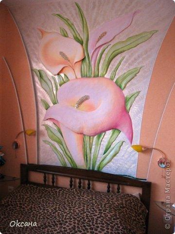 Мастер-класс Лепка: Декоративное панно в интерьере. Фото 1