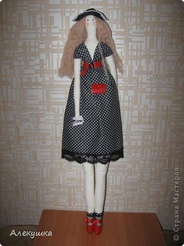 Куклы, Мастер-класс Шитьё:  Моя первая тильда-кокетка Матильда ЧАСТЬ 1 Ткань. Фото 1